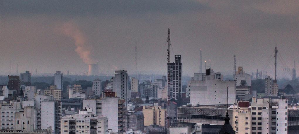 contaminacion ciudad